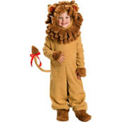 Toddler Boys Li'l Lion Costume