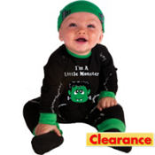 Baby Little Monster Romper