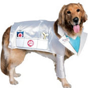 Vet Doctor Dog Costume