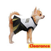 New Orleans Saints NFL Dog Cheerleader Costume