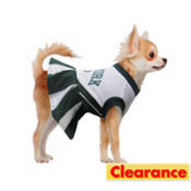New York Jets NFL Dog Cheerleader Costume