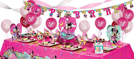 Image result for minnie mouse party theme