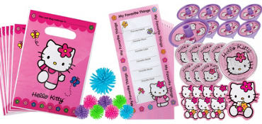 Hello Kitty Favors 48pc