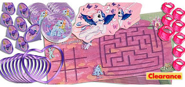My Little Pony Favor Mega Value Pack 48pc