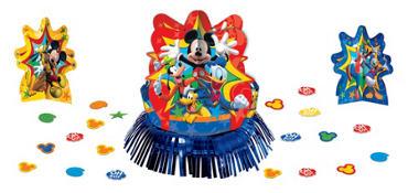 Mickey Mouse Centerpiece Kit 23pc