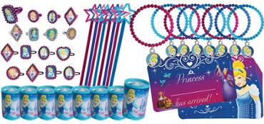 Cinderella Favor Pack 48pc