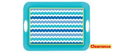 Cool Sea Handle Tray