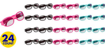 Rocker Princess Sunglasses 24ct