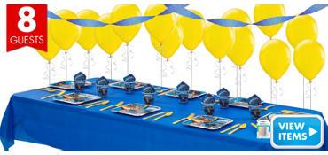 Skylanders  Party Supplies Basic Party Kit