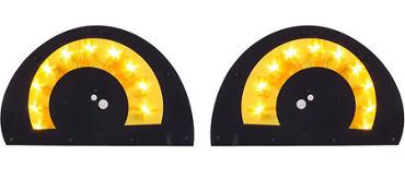 Owl Eye Halloween Lights