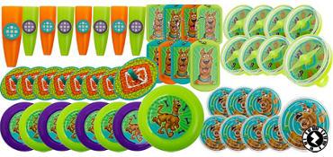 Scooby-Doo Favor Pack 48ct
