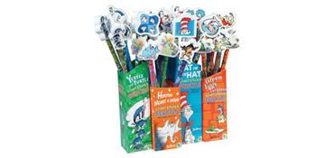 Dr. Seuss Pencils with Big Erasers 36ct