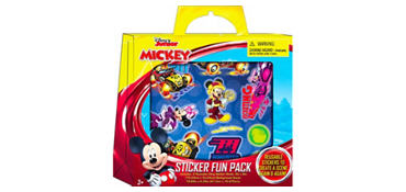 Mickey Mouse Sticker Activity Kit