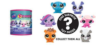 Littlest Pet Shop Fash'em Mystery Pack