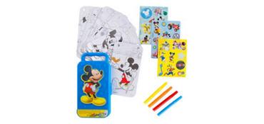 Mickey Mouse Sticker Activity Box