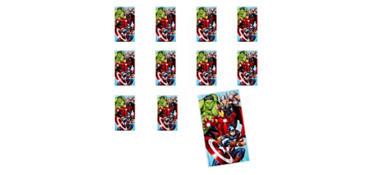 Jumbo Avengers Stickers 24ct