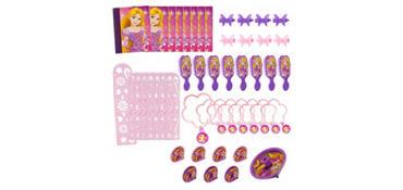 Rapunzel Favor Pack 48pc
