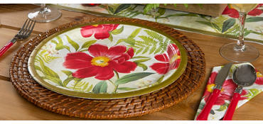 Botanical Peony Party Supplies