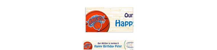 Custom New York Knicks Banner 6ft