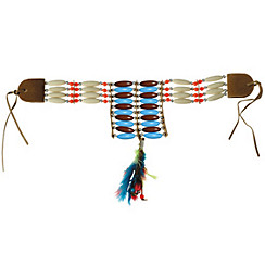 Native American Necklace Deluxe