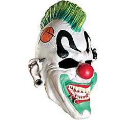 Child Punked Clown Mask