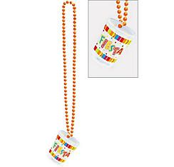 Fiesta Shot Glass Necklace