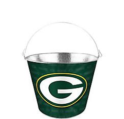Green Bay Packers Galvanized Bucket