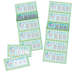 Scratch & Win Baby Shower Game
