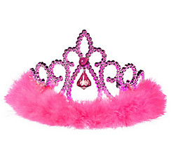 Pink Sparkle Tiara