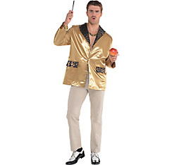 Hustlah Gold Jacket