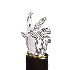 Sequin Michael Jackson Glove