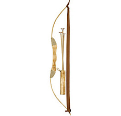 Native American Bow & Arrows