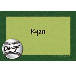 Chicago White Sox Custom Thank You Note