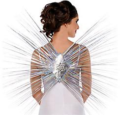 Tinsel Angel Wings