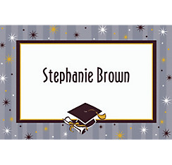 Custom Grad Honors Thank You Notes