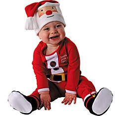 Baby Santa One Piece Pajama