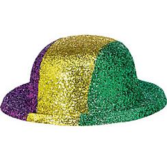 Glitter Mardi Gras Derby
