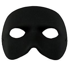 Black Casanova Masquerade Mask