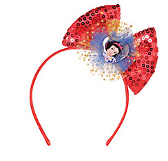 Deluxe Snow White Headband
