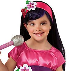 Child Cherry Jam Wig