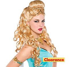 Blonde Goddess Wig