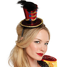 Mini Ringmaster Top Hat