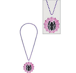 Spider-Girl Necklace