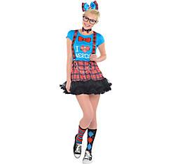 Teen Girls Geek Chic T-Shirt