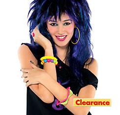 80s Bracelet Set 4ct