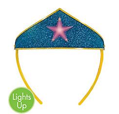 Light-Up Wonder Woman Tiara