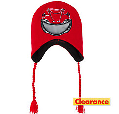 Power Rangers Red Ranger Peruvian Hat