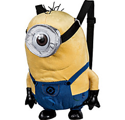 Stuart Minion Plush Backpack - Despicable Me