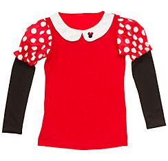 Child Minnie Mouse Top