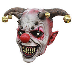Devil Buffoon Mask